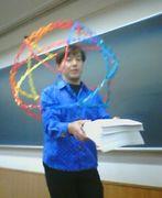 英語講師☆友田昌宏先生