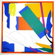 Matisse Paper Composition