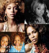 Christian Black Girl Style