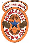 NEWCASTLE BROWN ALE☆