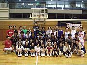 大阪府豊中市バスケットボール