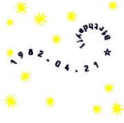 1982年4月21日生まれ☆