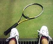 10の青春テニスと愉快な仲間達。