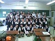 蕨高校50期3年4組\(^O^)/