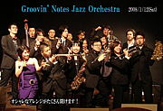 Groovin' Notes Jazz Orchestra