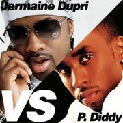 Jermaine Dupri vs P. Diddy