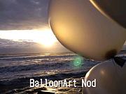Balloon Art Nod