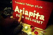 青山 Ariapita FOOD DELIGHT