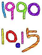 1990年10月15日生まれ!