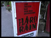 ���ĥϡ��ɥ쥤���HARD RAIN��