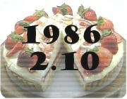 1986年2月10日生まれ