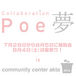 グループ展Collaboration Poe夢