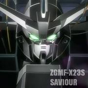 ZGMF-X23S  セイバー
