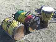 西諸アフリカン練習会