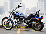 Harley-Davidson FXSTC ソフカス