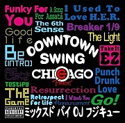 DJ FUJI-9  DOWN TOWN SWING!!