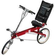 リカンベント BikeE
