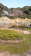摩訶耶寺の庭園を世界に。