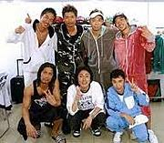 ○○+EXILE