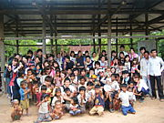 W takashi in cambodia