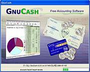 GnuCashで家計簿