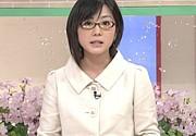 メガネのアヤパン(高島彩)