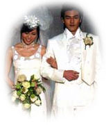 MIXIで結婚