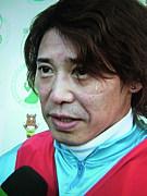 藤田伸二騎手を応援しよー!