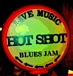 ■大久保HOT SHOT BLUES JAM■
