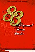 83UNDERGROUND TATTOO STUDIO