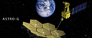 ASTRO-G(VSOP-2計画の科学衛星)