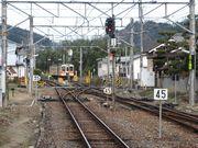 鉄道のスイッチバック