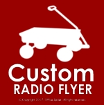Custom RADIO FLYER