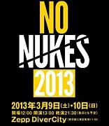 NO NUKES 2013