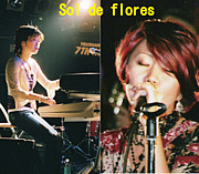 Sol de flores