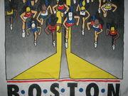 ボストンマラソン参加予定