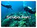 Scuba Fan! - English