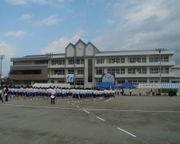 山梨県北杜市長坂中学校