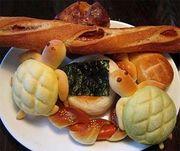 ご当地菓子パン