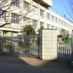 板橋区立西台中学校