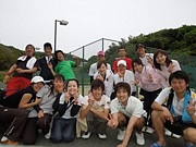 テニスサークル(大阪・神崎川)