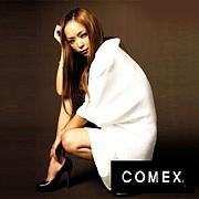 安室奈美恵 × COMEX