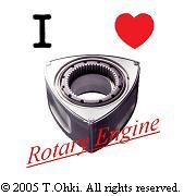 I LOVE Rotary Engine