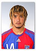 FC東京 中村北斗