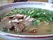 ラーメン鶏ガラ&豚骨スープ