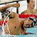 「泉体育館で泳ぎ男を磨く」の会