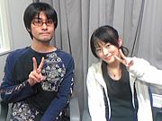 鷲崎健と長嶋はるかのチェキらぼ