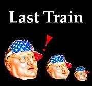 Last Train/knotlamp