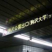 あなたは駒沢を愛せますか?