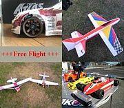 ラジコン飛行機 Free Flight